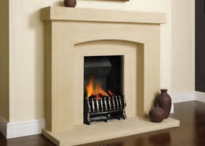 Firecraft solid stone Quorn